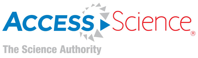 AccessScience logo, tagline The Science Authority