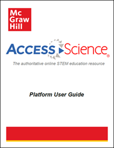 AccessScience User Guide thumbnail image
