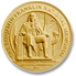 The Franklin Institute Awards medal
