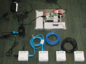 1-Wire Weather Station image