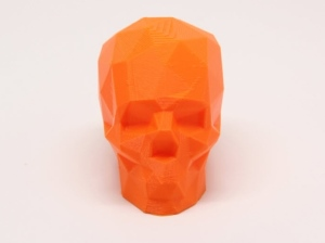 3D Skull Candy Mold image
